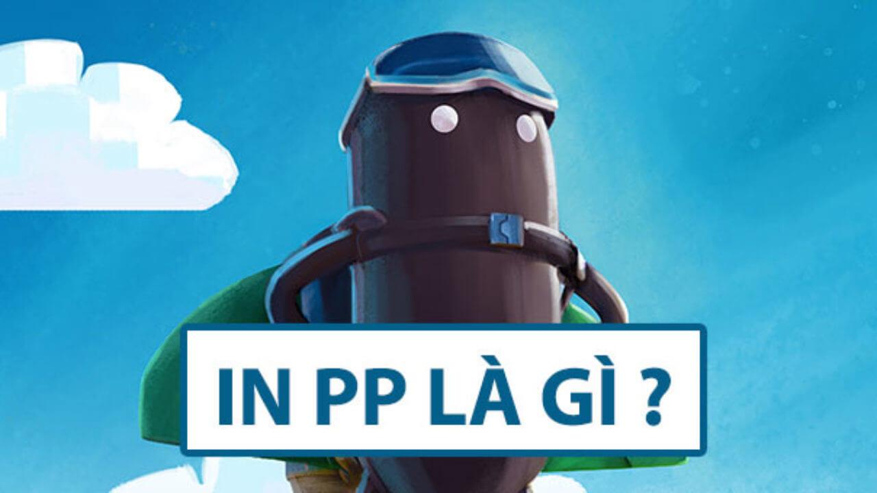 Hai loại in pp quảng cáo hiện nay