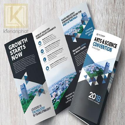 Brochure vì sao lại quan trọng đối với doanh nghiệp