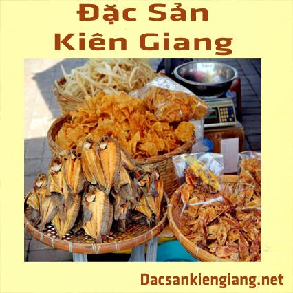 5 món quà đặc sản Kiên Giang - Phú Quốc