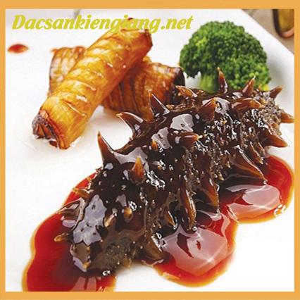 Hải sâm - đặc sản Kiên Giang được săn đón liên tục